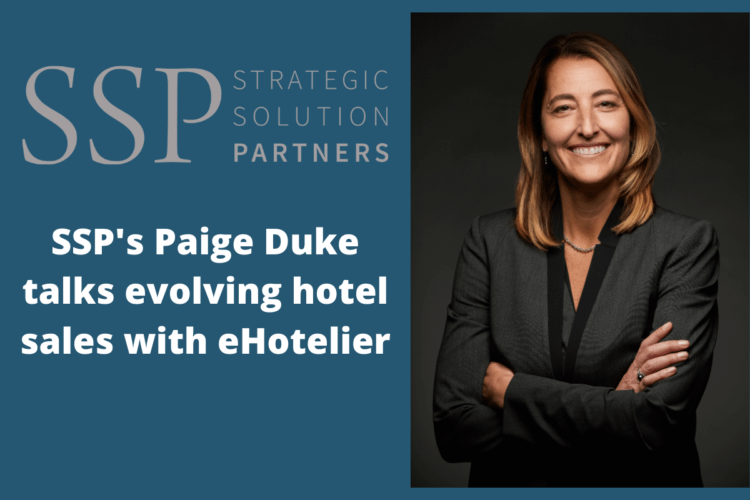 Podcast: Paige Duke Discusses Evolving Hotel Sales with eHotelier