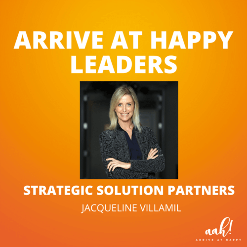 Podcast: Arrive at Happy Leaders with Jacqueline Villamil